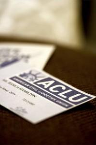ACLU Card