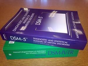 DSM-IV and DSM-V